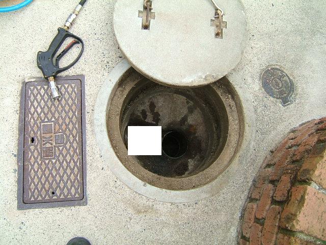 安佐南区上安 屋外下水管の詰まり修理: 水漏れ・詰まり修理の ...